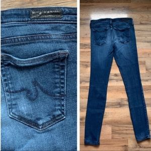 Ag Adriano Goldschmied Jeans - AG Adriano Goldschmied  The Legging Super Skinny